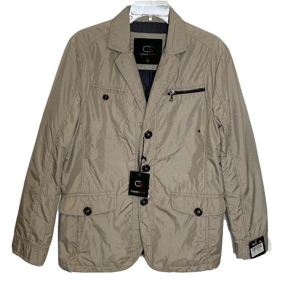 Cosani Sport Jacket Raincoat Outdoor Tan Small